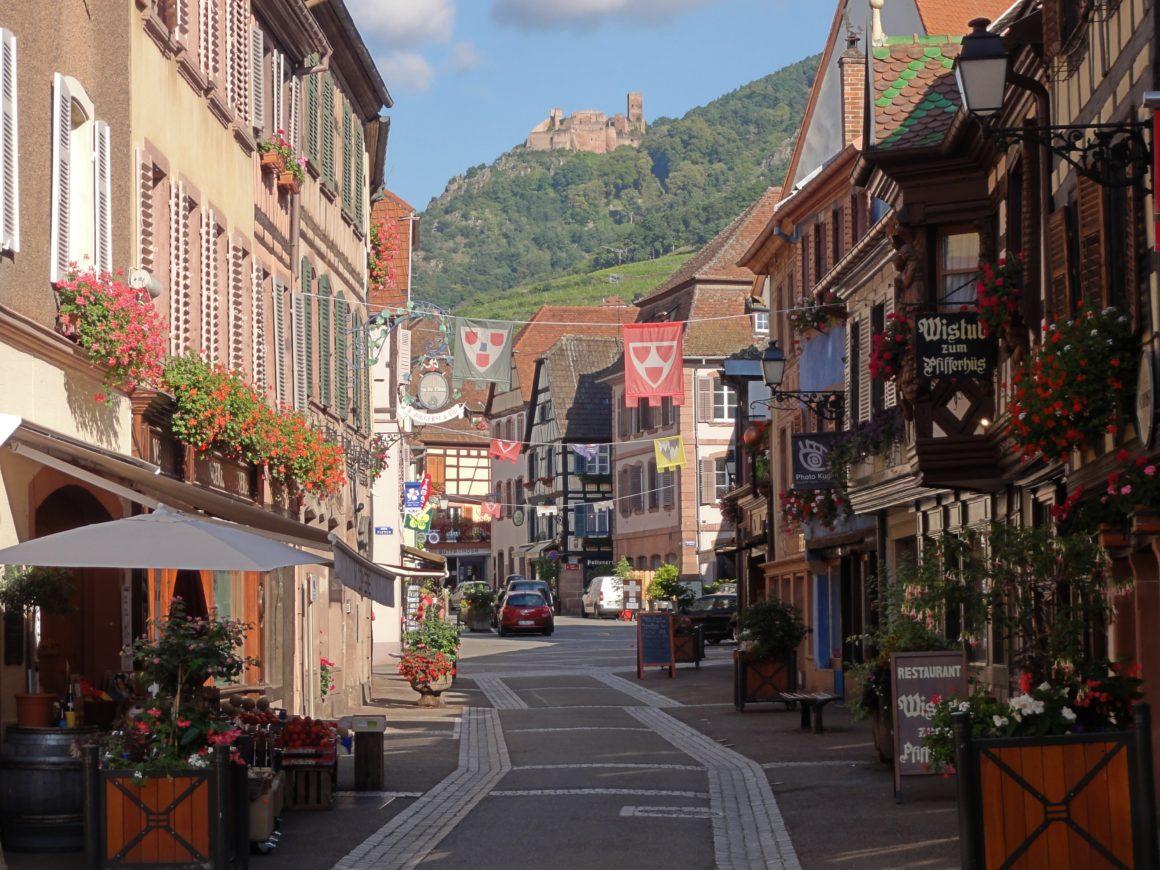 Ribeauvillé, Thannenkirch & Guémar