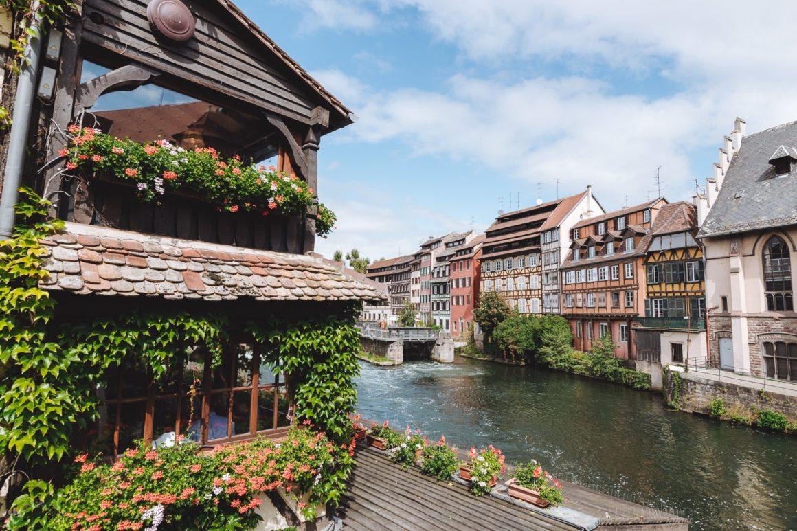 Strasbourg & Sélestat